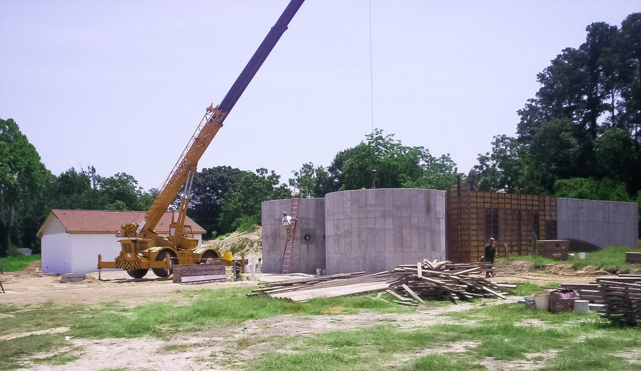 Water and Wastewater Plant Construction