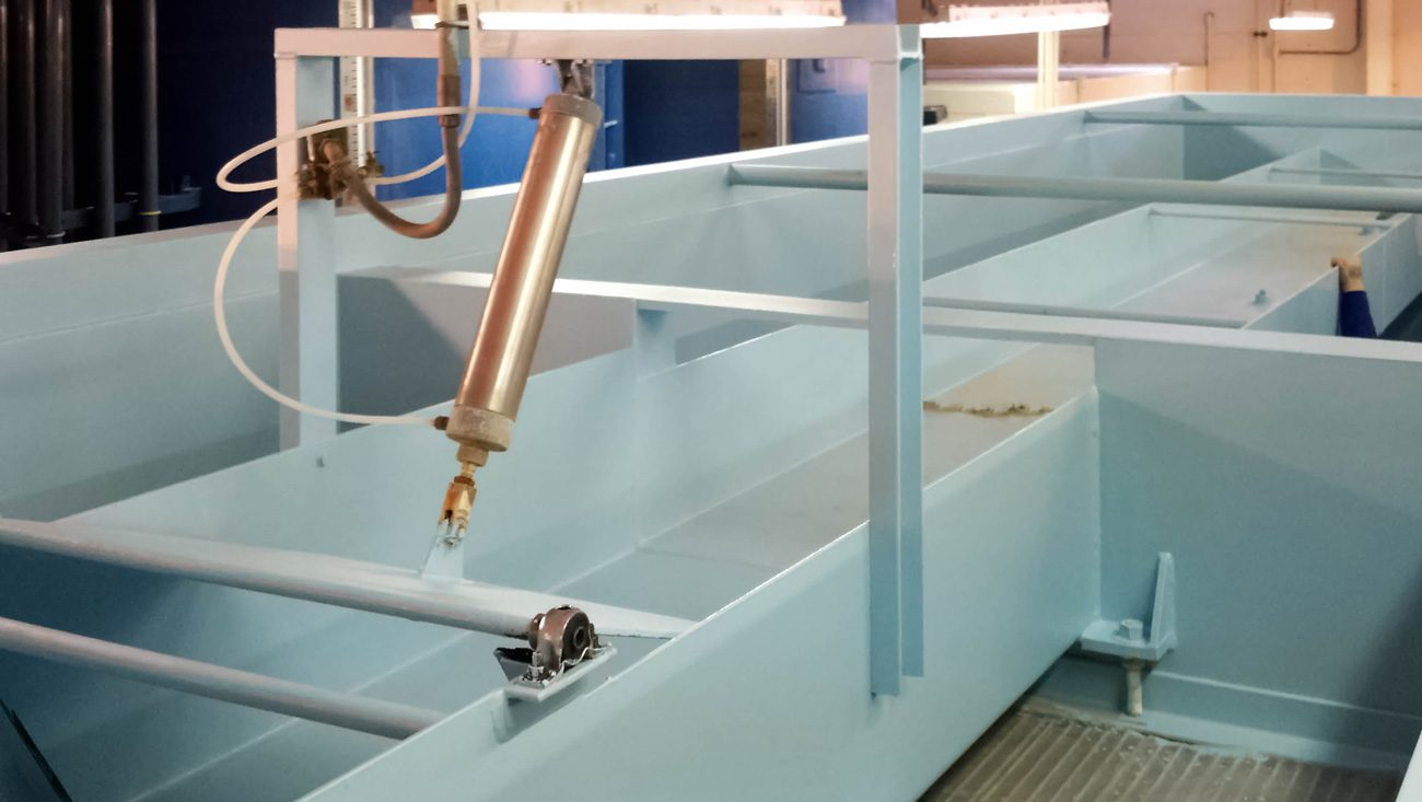 Leachate TP, RO, Pressure Filter Plants